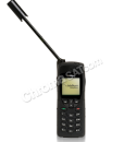 Iridium 9555 Satellite Phone Front Facing with Antenna Up and to the left