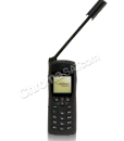 Iridium 9555 Satellite Phone Front Facing with Antenna Up and to the right
