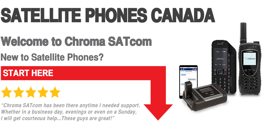 satellite phones canada iridium bgan isatphone
