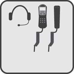 Headsets, Handsets & Speakers